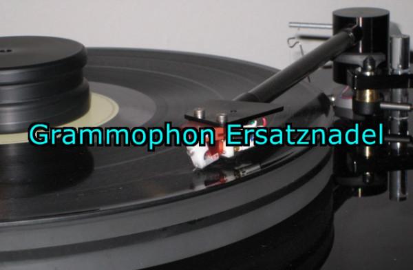 Grammophon Laubscher Forte