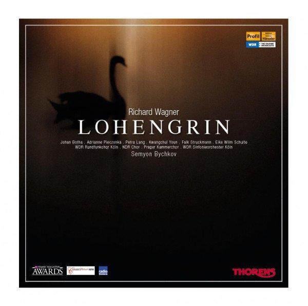 Thorens LP-Set Richard Wagner Lohengrin