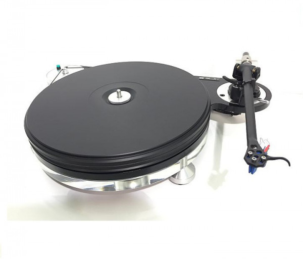 Input Audio Transformer mit Rega Elys 2