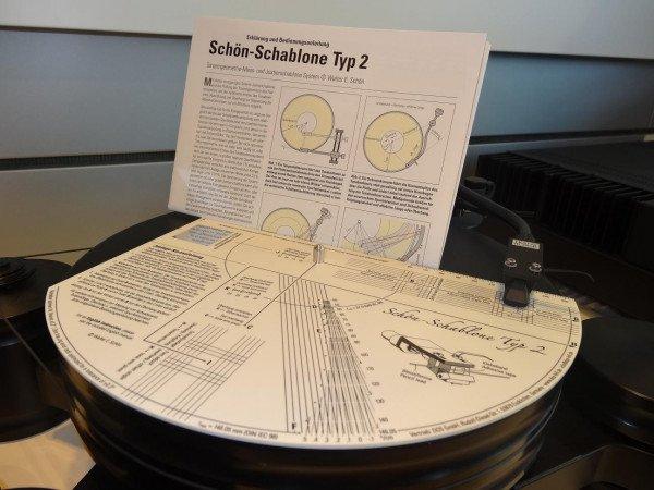 Schön-Schablone Typ 2