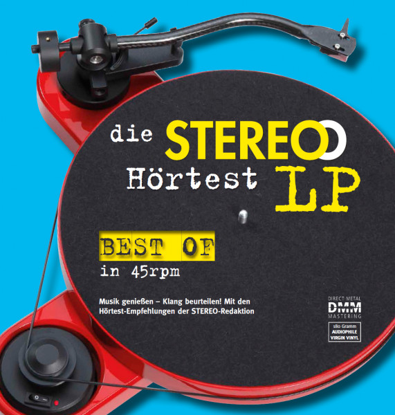 STEREO Hörtest LP Best of