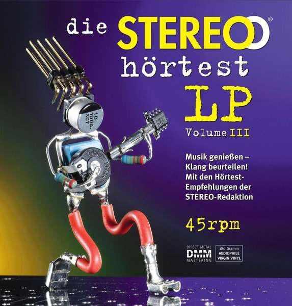 STEREO Hörtest LP Vol. 3