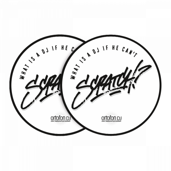 Ortofon Slipmat Scratch