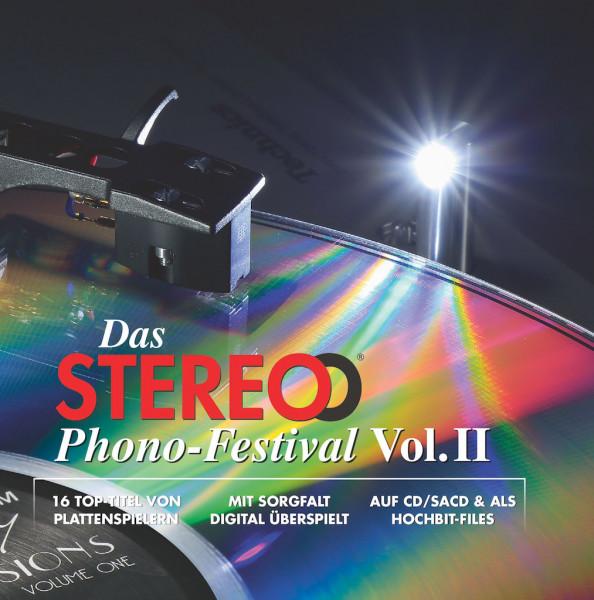 Das STEREO Phono-Festival Vol. II