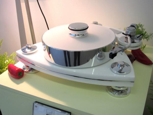 Transrotor Crescendo Bianco TMD