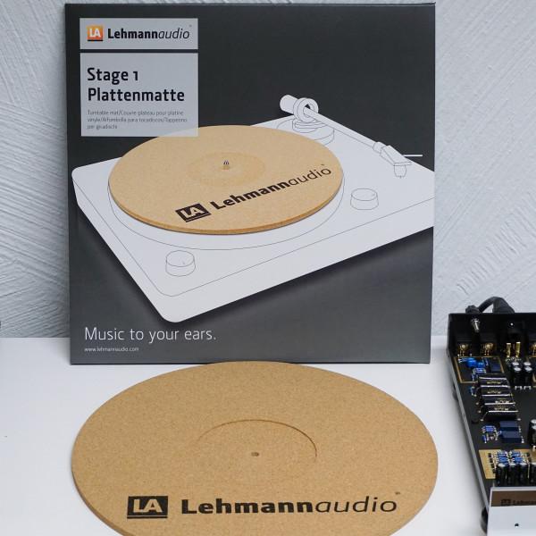 Lehmann Audio Stage 1 Plattenmatte