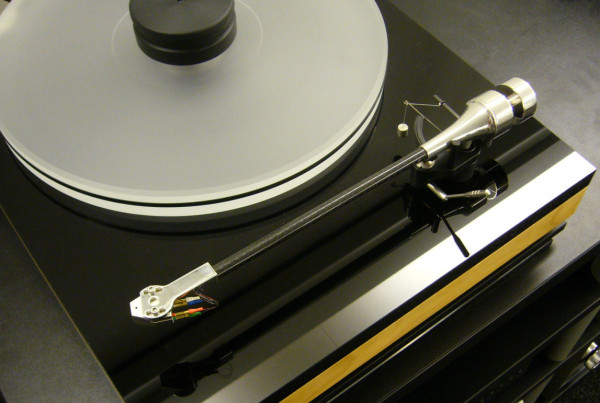 Bauer Audio dps Tonarm
