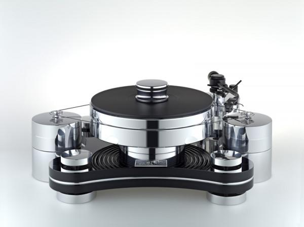 Transrotor ZET 3 mit Ortofon Quintet Bronze