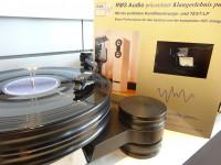 RMS Audio Konditionierungs- und Test-LP