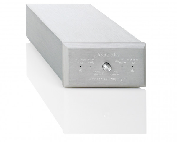 Clearaudio Accu Power Supply plus